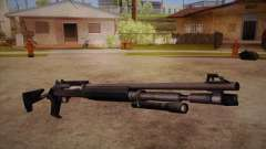The shotgun from the Left 4 Dead 2