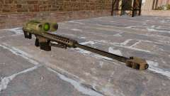 Sniper rifle Barrett M82A3