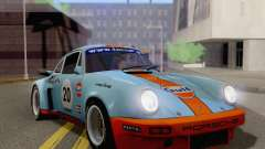 Porsche 911 RSR 3.3 skinpack 2 for GTA San Andreas