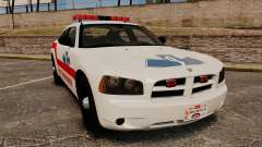 Dodge Charger First Responder [ELS] for GTA 4