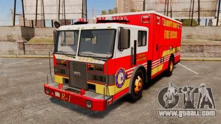 Hazmat Truck LCFR [ELS] for GTA 4