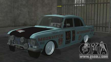 Moskvich 412 Rally for GTA San Andreas