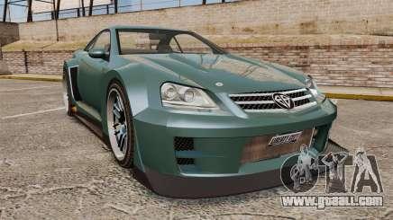 GTA V Benefactor Feltzer for GTA 4