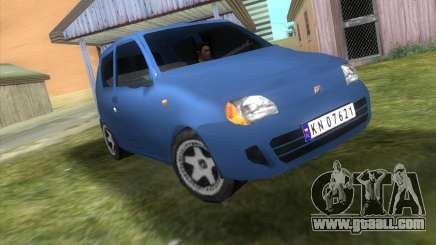 Fiat Seicento for GTA Vice City