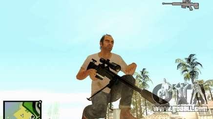 L115A3 Sniper Rifle for GTA San Andreas