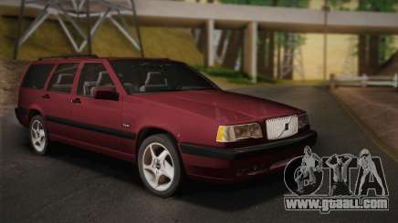 Volvo 850 Estate Turbo 1994 for GTA San Andreas