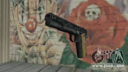 Colt 45 out of The Darkness 2 for GTA San Andreas