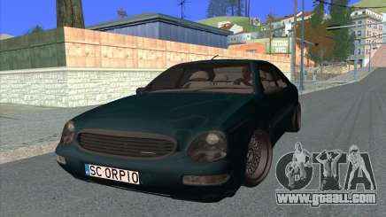 Ford Scorpio MkII V8 for GTA San Andreas
