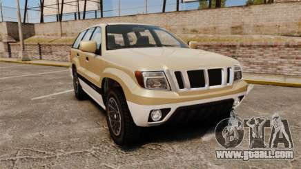 GTA V Canis Seminole for GTA 4