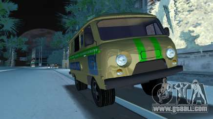 UAZ-3741 Collection for GTA Vice City