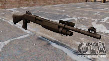 Benelli M3 Super 90 shotgun for GTA 4