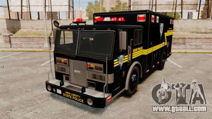 Hazmat Truck NLSP Emergency Operations [ELS] for GTA 4