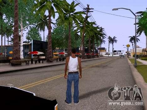 New Groove Street for GTA San Andreas third screenshot
