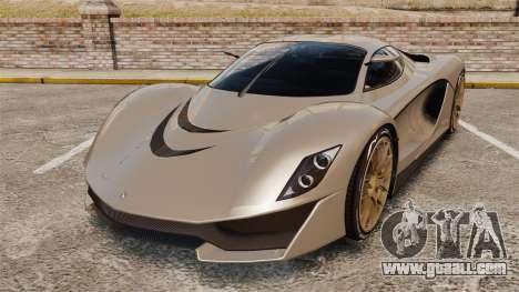 GTA V Grotti Turismo R v2.0 [EPM] for GTA 4