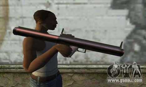 M72 for GTA San Andreas third screenshot