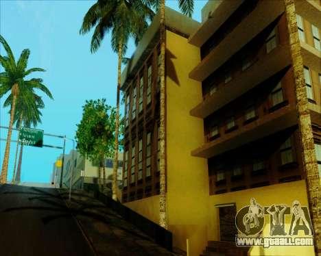 ENB HD CUDA v.2.5 for SAMP for GTA San Andreas third screenshot