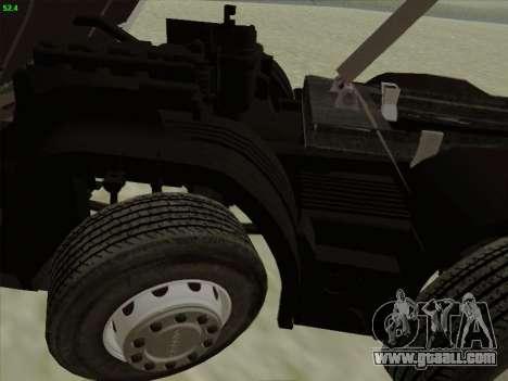 The active dashboard v 3.2.1 for GTA San Andreas ninth screenshot