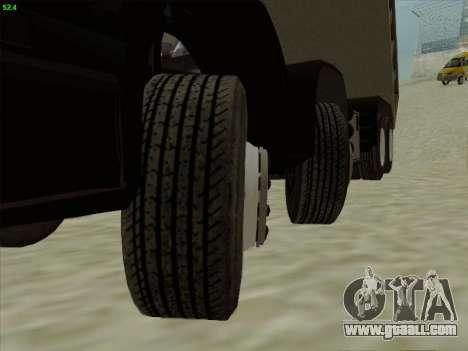 The active dashboard v 3.2.1 for GTA San Andreas eighth screenshot