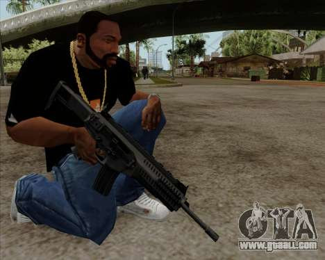 Beretta ARX-160 for GTA San Andreas third screenshot