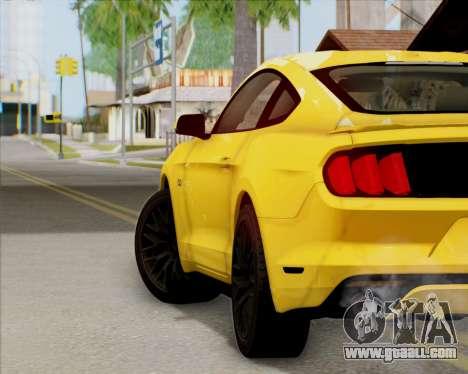 ENBSeries 1.4 for GTA San Andreas fifth screenshot