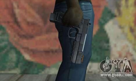 Samurai Edge for GTA San Andreas third screenshot