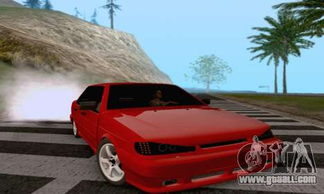 VAZ 2115 Diod for GTA San Andreas