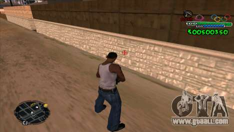 C-HUD Advance for GTA San Andreas second screenshot