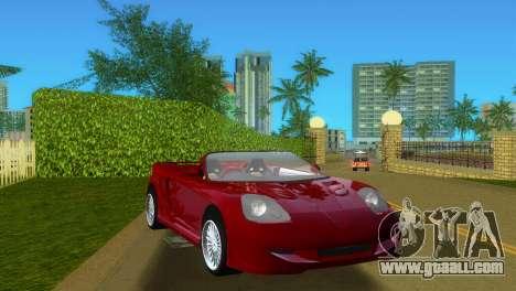 Toyota MR-S Veilside Spider for GTA Vice City