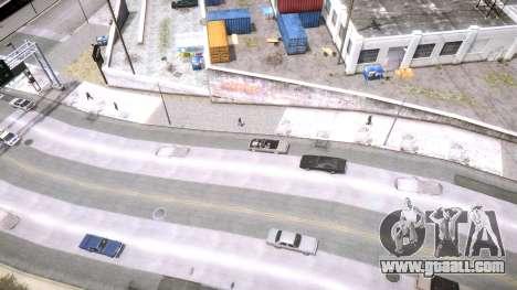 GTA HD Mod for GTA 4 ninth screenshot
