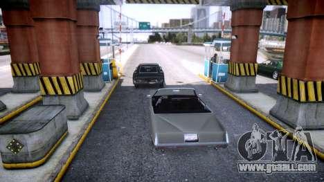 GTA HD Mod for GTA 4 eighth screenshot
