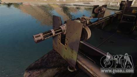 Navy SEALs SOC-R for GTA 4 inner view