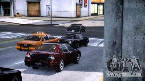 GTA HD Mod for GTA 4