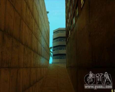 ENB HD CUDA v.2.5 for SAMP for GTA San Andreas forth screenshot