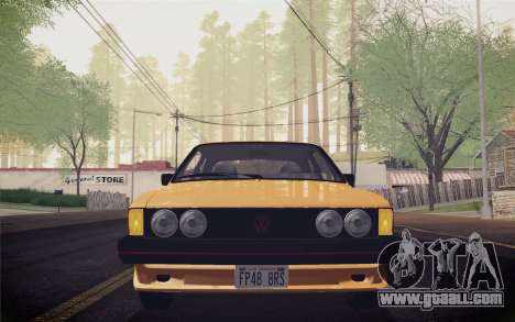 Volkswagen Scirocco S (Typ 53) 1981 IVF for GTA San Andreas side view