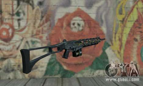 Gauss cannon of Stalker for GTA San Andreas second screenshot