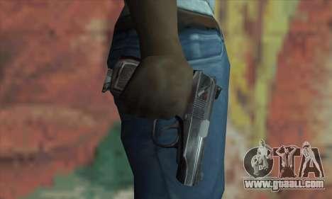 Gun for GTA San Andreas third screenshot
