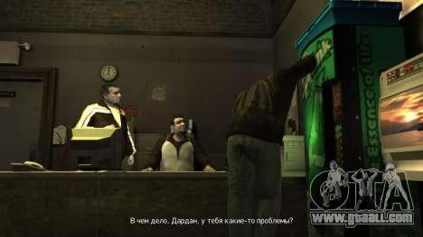 Crack for GTA 4 for GTA 4 second screenshot