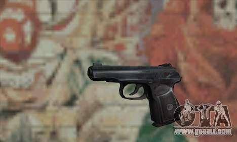 Gun for GTA San Andreas