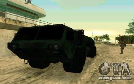 HEMTT Heavy Expanded Mobility Tactical Truck M97 for GTA San Andreas