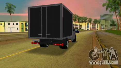 Gazelle 33023 for GTA Vice City back left view