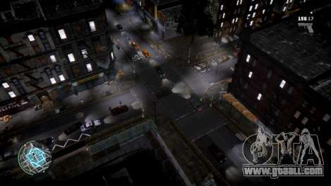 GTA HD Mod for GTA 4 third screenshot