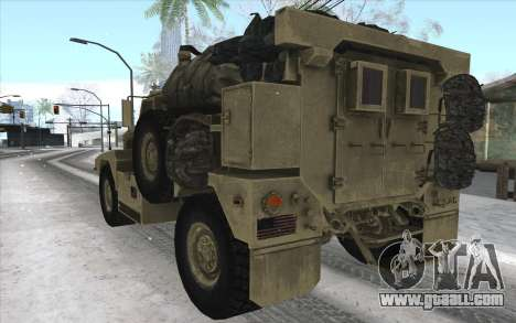 MRAP of BF4 for GTA San Andreas right view