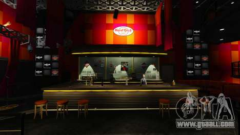 A new cafe-Hard Rock- for GTA 4 second screenshot