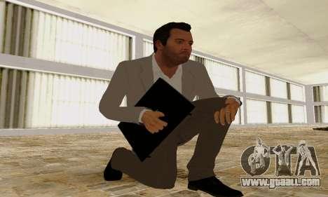 Notebook mod v1.0 for GTA San Andreas second screenshot