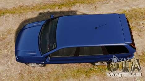 Ubermacht Rebla M5 for GTA 4 right view