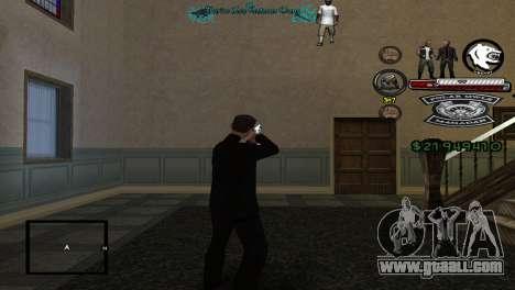 Hud By Tony for GTA San Andreas second screenshot