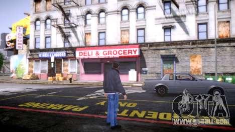 GTA HD Mod for GTA 4 fifth screenshot