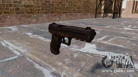 Gun Crysis 2 v2.0 for GTA 4