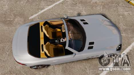 GTA V Benefactor Surano v3.0 for GTA 4 right view