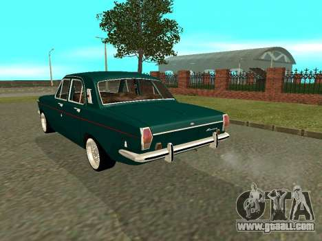 GAS 24-01 Volga for GTA San Andreas right view